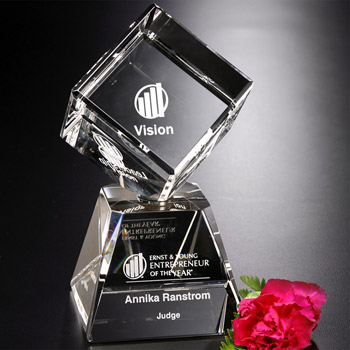 Awards In Motion® Arden 8""