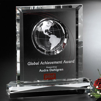 Columbus Global Award 9""