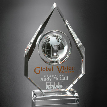 Magellan Global Award 8""