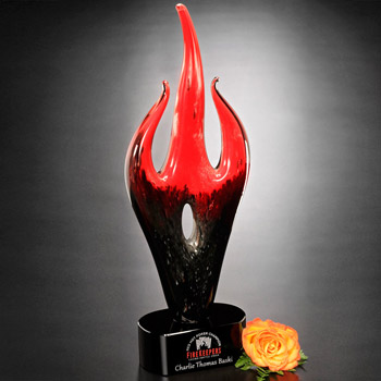 Red Flame Award 16""
