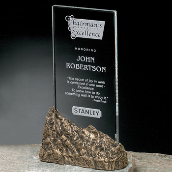 Summit Stone Award 10""